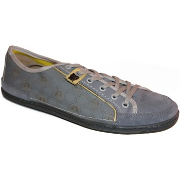 Chaussures Homme Baskets basses Fenchurch samples shoes  FENBASE GREY MEN Gris