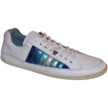 Chaussures Homme Baskets basses Fenchurch samples shoes  FENCEMPER WHITE MEN Blanc
