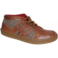 Chaussures Homme Baskets basses Fenchurch samples shoes  FENGILL TAN MEN Marron