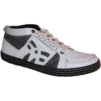 Chaussures Homme Baskets montantes Fenchurch samples shoes  FENGILL WHITE MEN Blanc