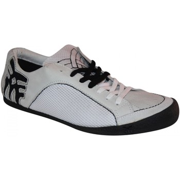 Chaussures Homme Baskets basses Fenchurch samples shoes  FENMESH WHITE MEN Blanc