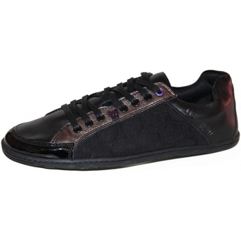 Chaussures Homme Baskets basses Fenchurch samples shoes  FENPANEL BLACK MEN Noir