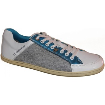 Baskets basses Fenchurch samples shoes  FENPANEL WHITE MEN