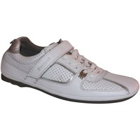 Baskets basses Fenchurch samples shoes  FENPRA WHITE MEN