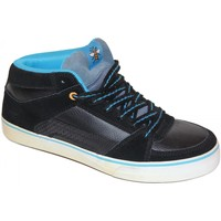 Baskets montantes Etnies samples shoes HI TOP  JOE GAVIN RVM BLACK BLUE MEN