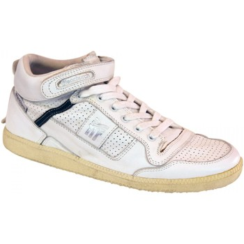 Chaussures Homme Baskets montantes Fenchurch samples shoes HI TOP  FRACTION WHITE MEN Blanc