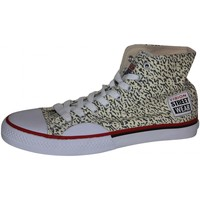 Baskets montantes Vision Street Wear samples shoes HI TOP  CANVAS STIPPLE MEN