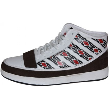 Baskets montantes Vision Street Wear samples shoes HI TOP  INT JB RED MEN