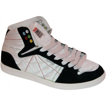 Baskets montantes Vision Street Wear samples shoes HI TOP  ROSANTINA BLACK WHIT
