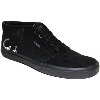 Chaussures Homme Baskets montantes Draven samples shoes MID TOP  CONFESSIONS BLACK MEN Noir