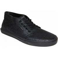 Chaussures Homme Baskets montantes Draven samples shoes MID TOP  VICE BLACK MEN Noir