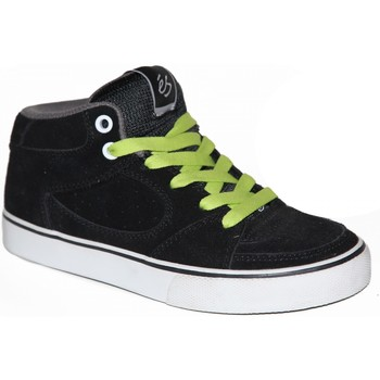 Baskets montantes Es samples shoes MID TOP  SQUARE ONE BLACK KIDS / ENFANTS