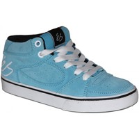 Chaussures Garçon Baskets montantes Es samples shoes MID TOP  SQUARE ONE LIGHT BLUE KIDS / ENFANTS Bleu