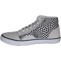 Baskets montantes Vision Street Wear samples shoes MID TOP  CLASSIC ALUMINIUM M
