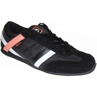 Chaussures Femme Baskets basses Osiris samples shoes  OCEAN DRIVE BLACK SALMON WOMEN Noir