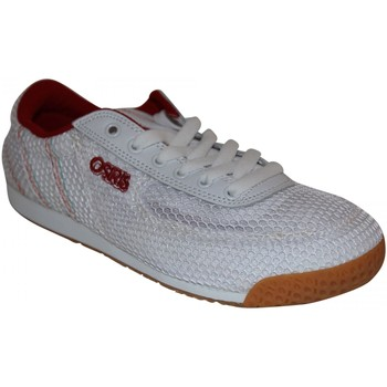 Chaussures Femme Baskets basses Osiris Baskets Femme samples shoes STINGER white multi WOMEN Blanc