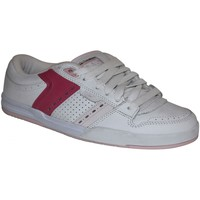 Baskets basses Osiris samples shoes  VERTIGO WHITE PINK WOMEN