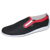 Slips on Creative Recreation samples shoes SLIP ON  RIO BLACK RED SKY