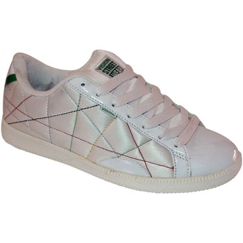 Baskets basses Vision Street Wear samples shoes  BONITA WHITE WOMEN