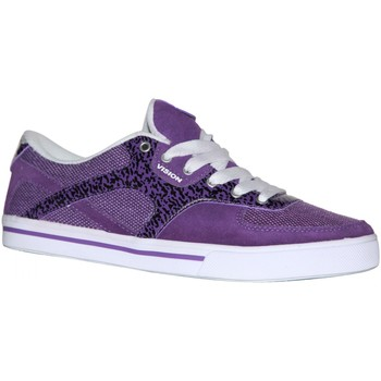 Chaussures Femme Baskets basses Vision Street Wear samples shoes  CONTEDA PURPLE WOMEN Violet