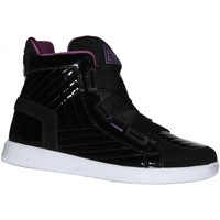 Baskets montantes Vision Street Wear samples shoes  DILUTA HI BLACK PURPLE WOME