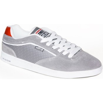 Baskets basses Vision Street Wear samples shoes  DUKE GREY MEN