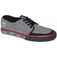 Baskets basses Vision Street Wear samples shoes  EAST 20TH GREY BLACK MEN.9