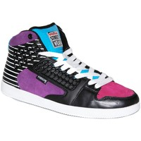 Baskets montantes Vision Street Wear samples shoes  EL CENTRO MULTI STRIPES MEN
