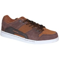 Baskets basses Vision Street Wear samples shoes  LIBERATOR COFFEE BROWN WHIT