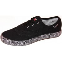 Baskets basses Vision Street Wear samples shoes  SOFIE FATALE BLACK WOMEN