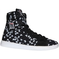 Baskets montantes Vision Street Wear samples shoes  ULTRA HI TOP BLACK WOMEN