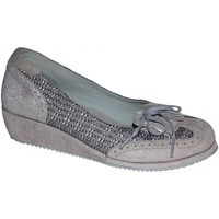Chaussures Femme Escarpins Etnies samples shoes WEDGE  GOLF GREY BLUE WOMEN Gris