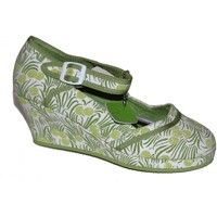 Chaussures Femme Escarpins Etnies samples shoes WEDGE  ROSE GREEN WOMEN Vert