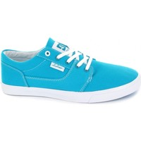 Baskets basses DC Shoes BRISTOL CANVAS Turquoise White