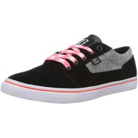 Chaussures Femme Baskets basses DC Shoes BRISTOL LE Black Goji Noir