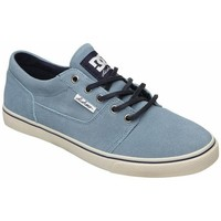Chaussures Femme Baskets basses DC Shoes BRISTOL LE Light Blue Bleu