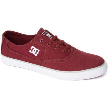Baskets basses DC Shoes FLASH TX Maroon
