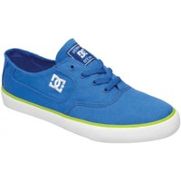 Baskets basses DC Shoes FLASH TX Royal Blue