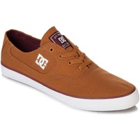 Baskets basses DC Shoes FLASH TX Wheat White