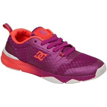 Baskets basses DC Shoes FLEX LITE TRAINER Purple