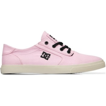 Chaussures Femme Baskets basses DC Shoes GATSBY 2 Pink Rose