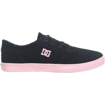 Chaussures Femme Baskets basses DC Shoes GATSBY 2 LE Pink Black Rose