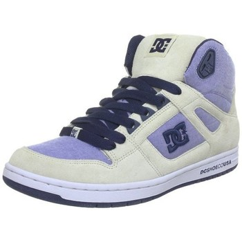 Baskets montantes DC Shoes REBOUND HIGH Navy Khaki