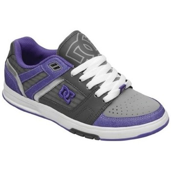 Baskets basses DC Shoes STANCE LOW Grey Purple
