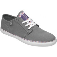 Chaussures Femme Baskets basses DC Shoes STUDIO LTZ Grey Gris