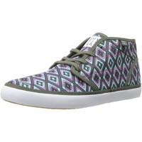 Chaussures Femme Baskets montantes DC Shoes STUDIO MID LTZ SE Multi Multicolore