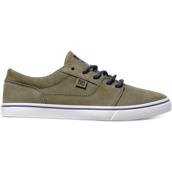 Chaussures Homme Baskets basses DC Shoes TONIK Dark Olive Vert