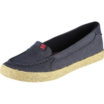 Espadrilles Dc shoes villainess jute se denim