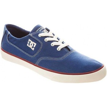 Chaussures Femme Baskets basses DC Shoes FLASH TX Ckj Bleu