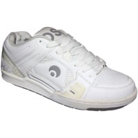Chaussures Homme Baskets basses Osiris Baskets Homme Sample Jos1 White taille EU42 US9 Sample, modèle Blanc